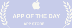 Apple App Store App of the day.